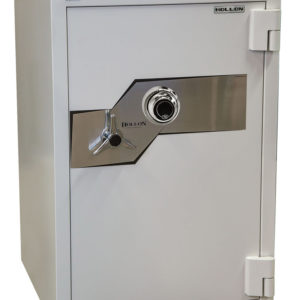 medium burglary safe with combination lock