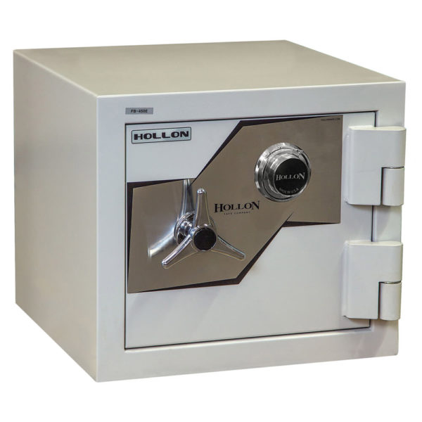 burglary safe with combination lock