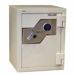 burglary safe with electric lock