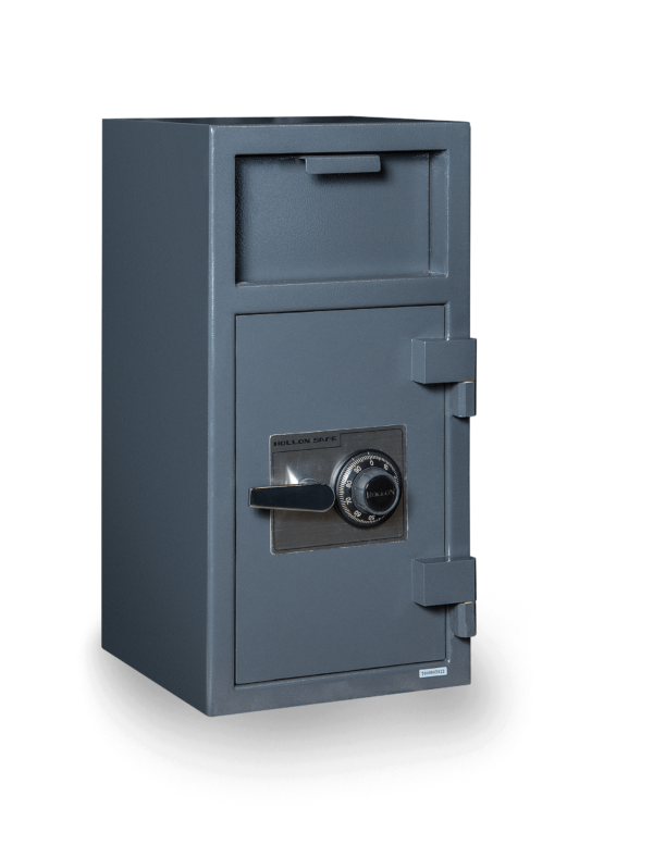depository safe combination lock