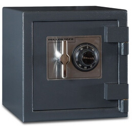 B rated cash safe with combination lock