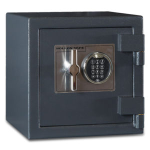 B rated cash safe with electric lock