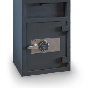 single door depository safe electronic lock