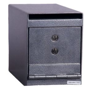 small dual key deposit safe