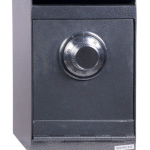 deposit safe with combo dial