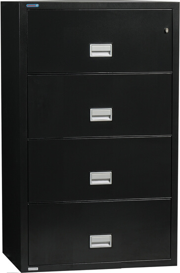 4 drawer 31 inch lateral file cabinet
