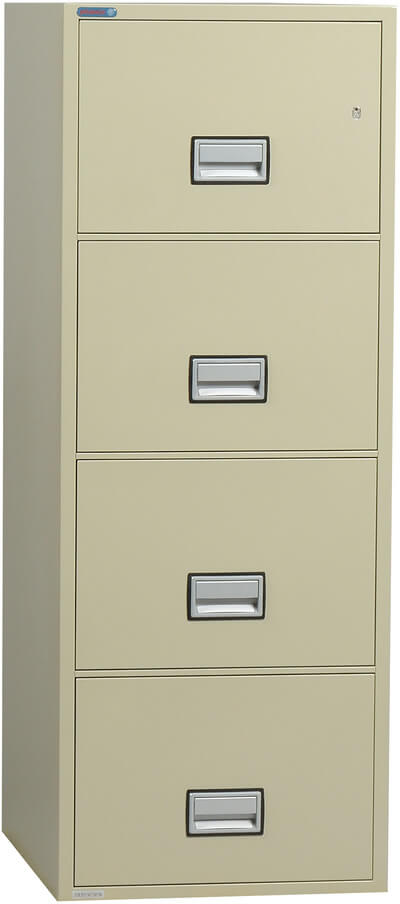 4 drawer 25 inch lateral file cabinet